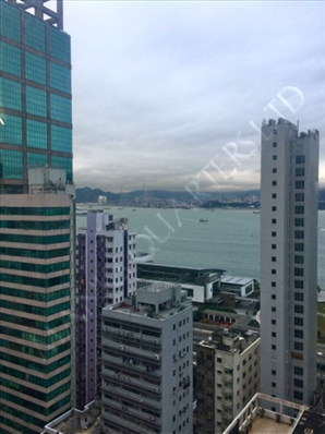 High Rise Sheung Wan Office w/ Harbour View   - Sheung Wan