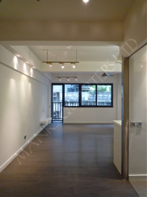 Renovated Walk Up Home Office Space in Sheung Wan